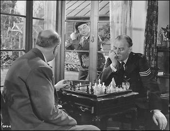 chess schach Robert Day Green Man, The